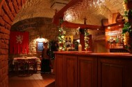 New_Year_-_Restaurant_U_Ceskych_panu_-_Bar