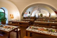 03._Conference_in_Prague_-_Monastery_restaurant_-_Traditional_folklore_gala_dinner