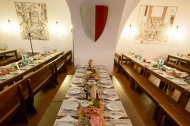 06._Conference_in_Prague_-_Monastery_restaurant_-_Traditional_folklore_gala_dinner