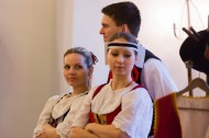 20._Conference_in_Prague_-_Monastery_restaurant_-_Traditional_dancing__music